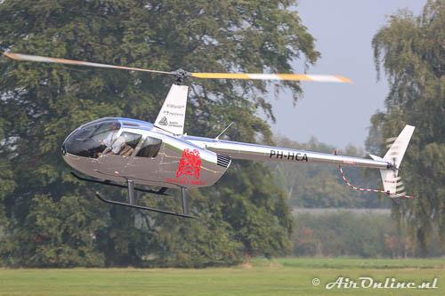 PH-HCA Robinson R44 Raven II