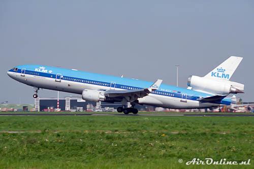 PH-KCC MD-11 KLM
