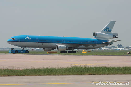 PH-KCK MD-11 KLM