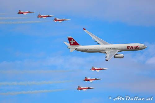 Air14 in Payerne, Zwitserland, augustus 2014