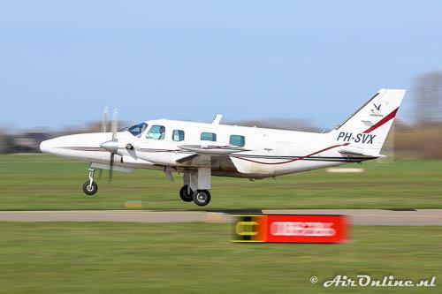 PH-SVX Piper PA-31T Cheyenne