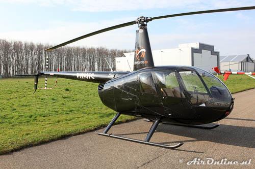 PH-JFC Robinson R44 Raven II