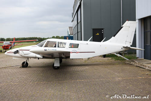 (PH-VPA) Piper PA-34-200 Seneca I