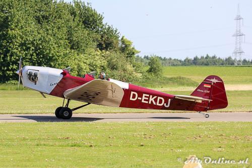 D-EKDJ Klemm L 25d (replica)