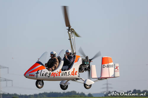 D-MIHR Auro-Gyro MTO-Sport