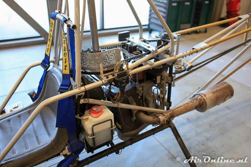 ? AW95 John Dummer experimental helicpter