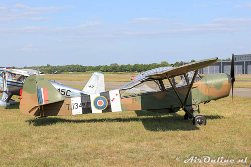 PH-NET / TJ347 Taylorcraft J Auster 5