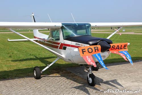 SP-NZB Cessna 152 II is duidelijk Te Koop