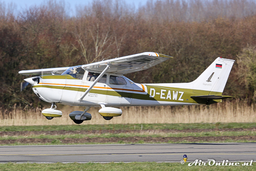 D-EAWZ Cessna 172M Skyhawk