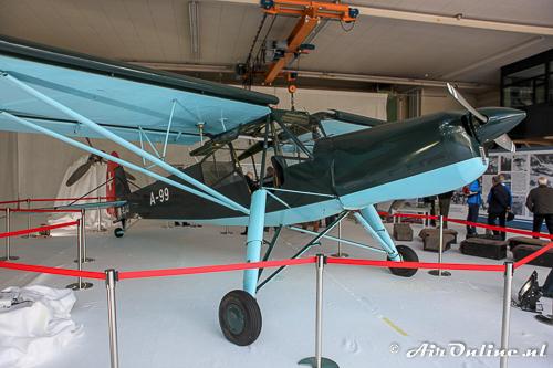 HB-EJJ Morane-Saulnier MS-505 Criquet
