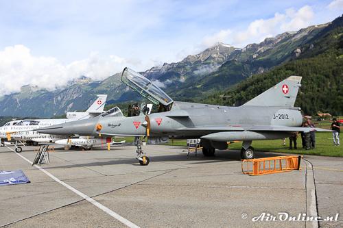 HB-RDF Dassault Mirage IIIDS