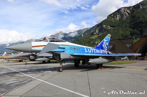 30+68 Eurofighter EF-2000 Typhoon GAF