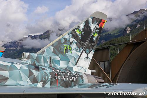 30+29 Eurofighter EF-2000 Typhoon GAF