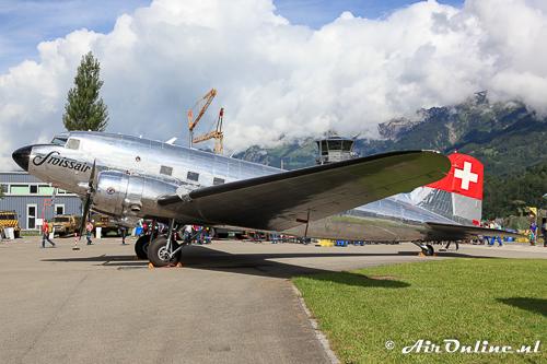N431HM Douglas DC-3 Dakota