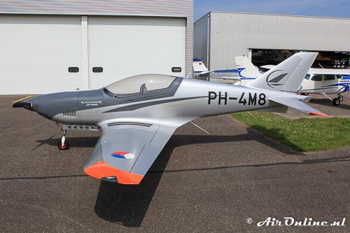 PH-4M8 Blackshape Prime BS-100 (27 mei 2016)
