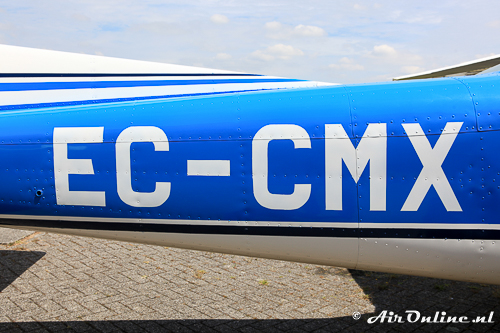 Nu nog EC-CMX, straks G-ICMX