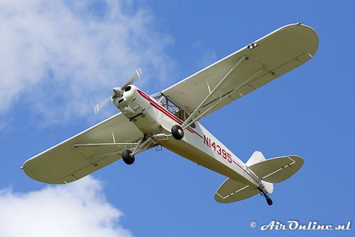 N14395 Piper PA-18-150 Super Cub