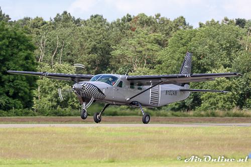 N102AN Cessna 208B Grand Caravan
