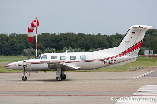D-ILDO Piper PA-42 Cheyenne 400
