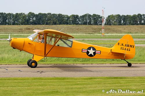 PH-FLG Piper PA-18-95 Super Cub