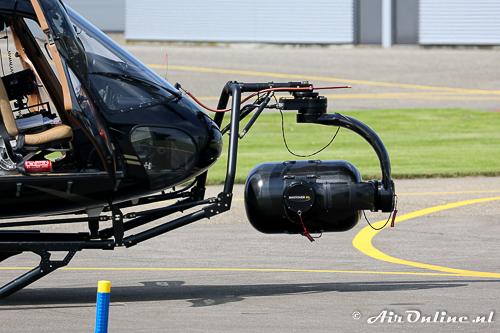 De enorme Shotover K1 camera