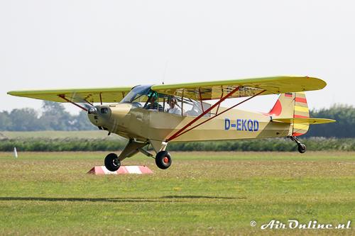 D-EKQD Piper PA-18-95 Super Cub