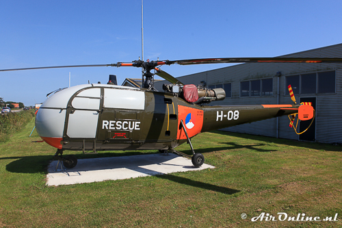 H-08 (A-366) Sud Aviation SE 3160 Alouette III
