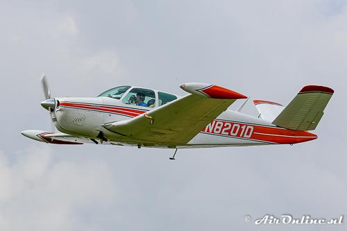 N8201D Beech H35 Bonanza
