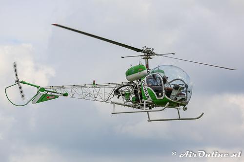 OO-MAA Bell 47G-4A