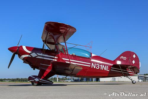 N31NL Aerotek Pitts S-2B Special