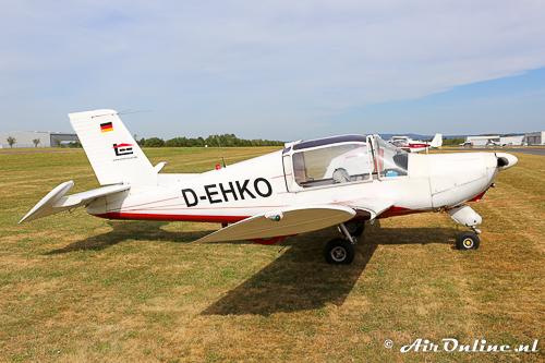D-EHKO Morane-Saulnier MS-885 Super Rallye