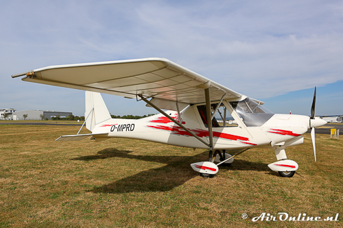 D-MPRD Comco Ikarus C42 Cyclone