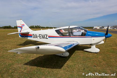 9A-EMZ Robin R-1180TD Aiglon