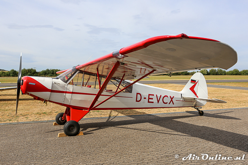 D-EVCX Piper PA-18-125 Super Cub