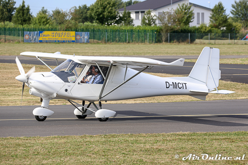 D-MCIT Comco Ikarus C42 Cyclone