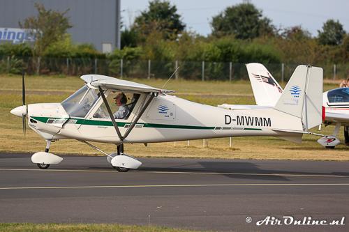 D-MWMM Comco Ikarus C42 Cyclone