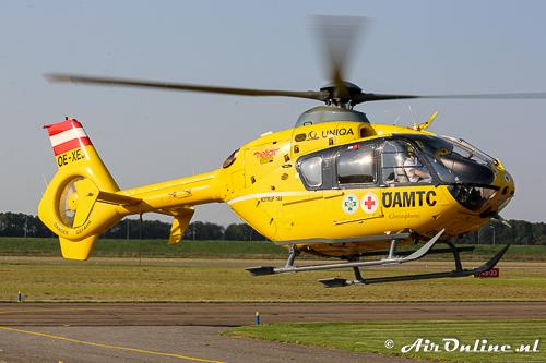 OE-XEJ Eurocopter EC135 T2