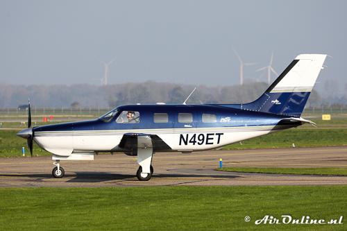 N49ET Piper PA-46-350P Malibu Mirage