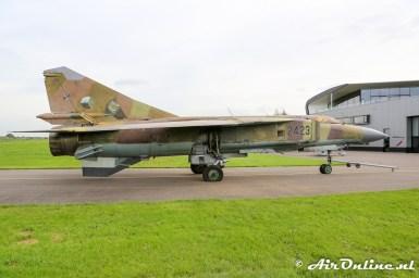 2423 Mikoyan-Gurevich MiG-23 ML Flogger-G Ex CzAF