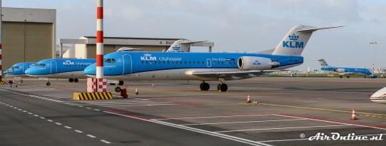 Fokker 70 Final Farewell