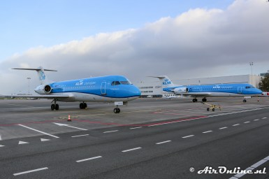Fokker 70 Final Farewell