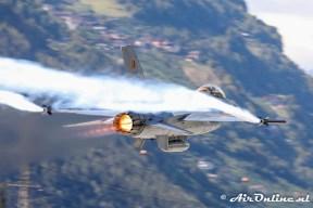 FA-134 General Dynamics F-16AM Fighting Falcon BAF