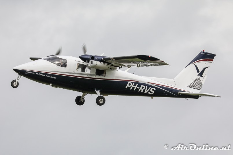 PH-RVS Partenavia P-68B Victor