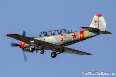 PH-DTX Yakovlev Yak-52