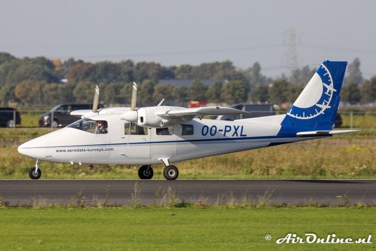 OO-PXL Partenavia P.68C-TC Victor