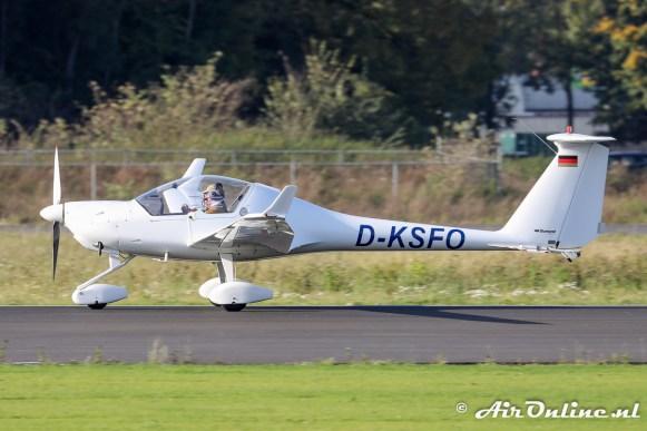 D-KSFO Diamond HK36TTC Super Dimona