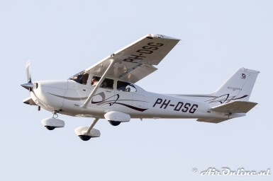 PH-DSG Cessna 172 Skyhawk