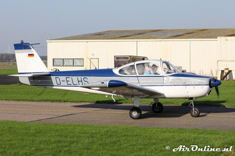 D-ELHS Fuji FA200-180 Aero Subaru