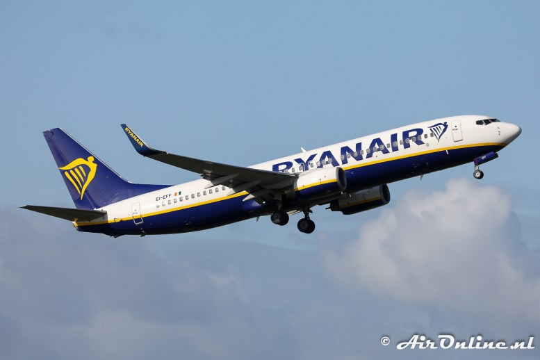 EI-EFF Boeing 737-8AS(WL) Ryanair