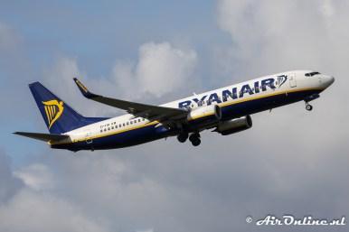 EI-FIB Boeing 737-8AS(WL) Ryanair